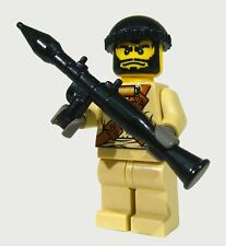 BrickArms RPG-7 Launcher for Lego Minifigures -5 PACK- Military Army Commando