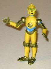 """Rare Vintage 1986 Comics Spain STAR WARS """"Droids"""" C3PO PVC Figure!"""
