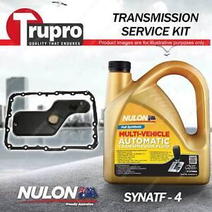 SYNATF Transmission Oil + Filter Service Kit for Ford Explorer V6 V8 Falcon FG