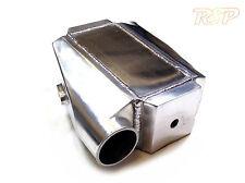 "Aire agua líquida Intercooler Chargecooler 180 ° 3"" de entrada nominal de hasta 700BHP"