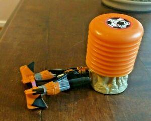 STAR WARS Episode I Orange Sebulba Pod Racer Launcher Toy Applause Taco Bell G7