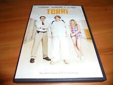 Terri (DVD, Widescreen 2011) Jacob Wysocki, John C. Reilly, Creed Bratton Used