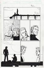 GARY FRANK  Original Art Page  GEN13