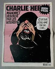 Super rare CHARLIE HEBDO #712  french magazine