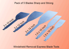 Windshield Removal Tool Express Auto Glass Cut Out Blade Tool