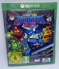 Super Dungeon Bros by React Games / Wired Productions - XBox One - NEU / sealed