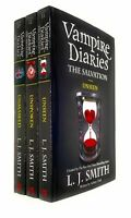 Vampire Diaries The Salvation Collection 3 Books Set by L. J. Smith (11 To 13)