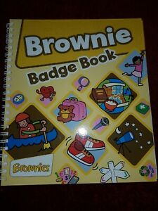 Brownie Badge Book. Very good condition