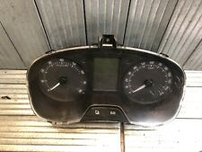 SKODA Fabia 2008 - 2014 Instrument Cluster Speedometer Clock Speedo 5J0920901H