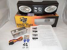 "White Night 0004198 2"" Insert Mount Trailer Hitch Backup Lighting System"