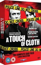 A TOUCH OF CLOTH (2012-2014) COMPLETE CASES 1-3 - TV Season Series - NEW  DVD UK