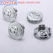 4X Hub Caps Hub Wheel Center Caps Car Rim Cover Emblem Badge 57MM Fits TOYOTA