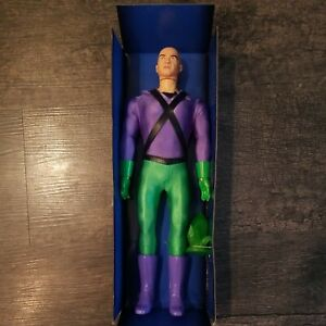 """Marty Abrams Presents Mego Lex Luthor 14"""" Action Figure Limited Edition - NEW"""