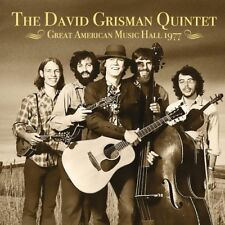 The David Grisman Quintet - Great American Music Hall 1977 [CD]