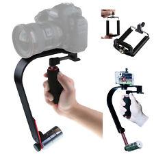 Handheld Cam Video Stabilizer Steadicam Steadycam fr Camcorder DSLR Iphone Clamp