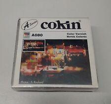 FILTRE COKIN A080 Vernis Colorés Série A --  Effet : Color Varnich Neuf