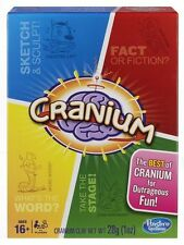 4 players Cranium Modern Board & Traditional Games
