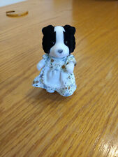 Calico Critters Sylvanian Families Border Collie Mom