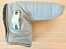 Titleist Scotty Cameron Pro Platinum Blade Putter Headcover with Divot Tool