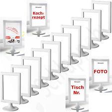 10 Stück Set IKEA TOLSBY 10x15 cm. Weiß/ Foto,- Bilderrahmen/ Doppelrahmen NEU