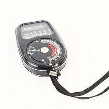 * Weston Master II Light Meter