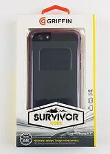 Coque Griffin Survivor Clear iPhone 6 Lila/transp