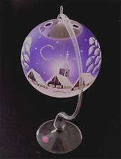 Moderne Deko-Kerzenständer & -Teelichthalter aus Glas mit Kugel