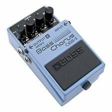 BOSS CEB-3 BASS CHORUS Guitar Effects Pedal New in Box