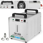 Industrial Water Chiller CW5200/CW5000/CW3000 for CO2 Laser Tube Laser Engraver