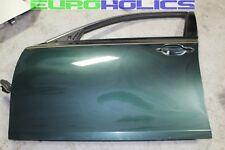OEM BMW E60 525i 550i 530i 04-10 Left Front Driver Door Shell OXFORD GREEN
