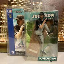 Vintage McFarlane Mlb Baseball Arizona Diamondbacks Randy Johnson 2002 Figure