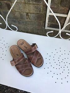 Clarks Collection Ladies' Sandals. UK Size 4