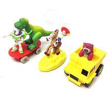"""Disney Pixar TOY STORY 4"""" Fricción Figura De Acción Conjunto de lote de vehículo, Buzz Lightyear"""