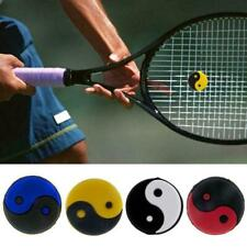 2 Stück Tennisschläger Stoßdämpfer Vibrationsdämpfer Schlägerzubehör