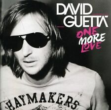 David Guetta – One More Love (2011)  CD  NEW/SEALED  SPEEDYPOST