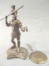 Series 77 miniatures  77mm #9/5 Greek Hoplite Greek Warriors 500-300 B.C.