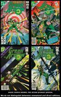 Green Arrow (Mini-Series) 1 2 3 4 Complete Set Run Lot 1-4 VF/NM