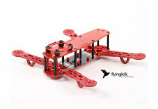Fresh Color WILD RED 250 Quadcopter FPV Frame für Flip32 Naze32 CC3D Steuerung