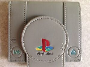 Sony Playstation Wallet Console Shaped Bifold Wallet Student Individuality Gift