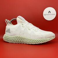Adidas AlphaEdge 4D White 2018 - UK 7 / US 8.5W