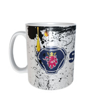 Scania Oily Truckers Coffee Mug Truck Accessories Christmas Birthday Gifts Lorry