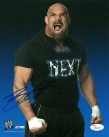 WWE PROMO GOLDBERG SIGNED PHOTO COA & PROOF WRESTLING WCW