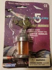1995 Babylon 5 Bubble Buddies. Bubble Maker. Nip. Orange . (E9#20dr)