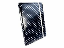 Apple iPad 2 3 4 Air Smart Case Cover Stand Sleep Wake Tuff Luv Polka Hot B4 30