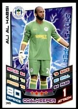 Match Attax 2012-2013 (Wigan) Ali Al Habsi No. 345