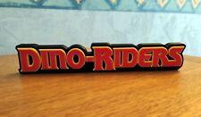 Logo Dino-Riders (as original box)