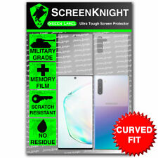 ScreenKnight Samsung Galaxy Note 10 -  FULL BODY SCREEN PROTECTOR - CURVED FIT