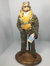 1/6 DRAGON US P-40, P-47, P-51 8TH 8TH AIR FORCE FIGHTER PILOT WW2 DID BBI 21 RC