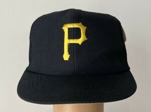 NEW WITH TAGS: ANNCO PITTTSBURGH PIRATES CAP / HAT MLB BASEBALL (SIZE S/M) ~ C41