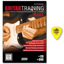 Guitar Training Blues mit CD, DVD, Plek - HAGE Verlag - EH3932 - 9783866262492